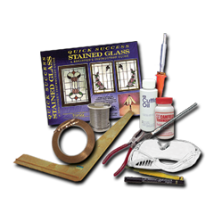 Stained Glass Tool Kit.Beginning Tool Package